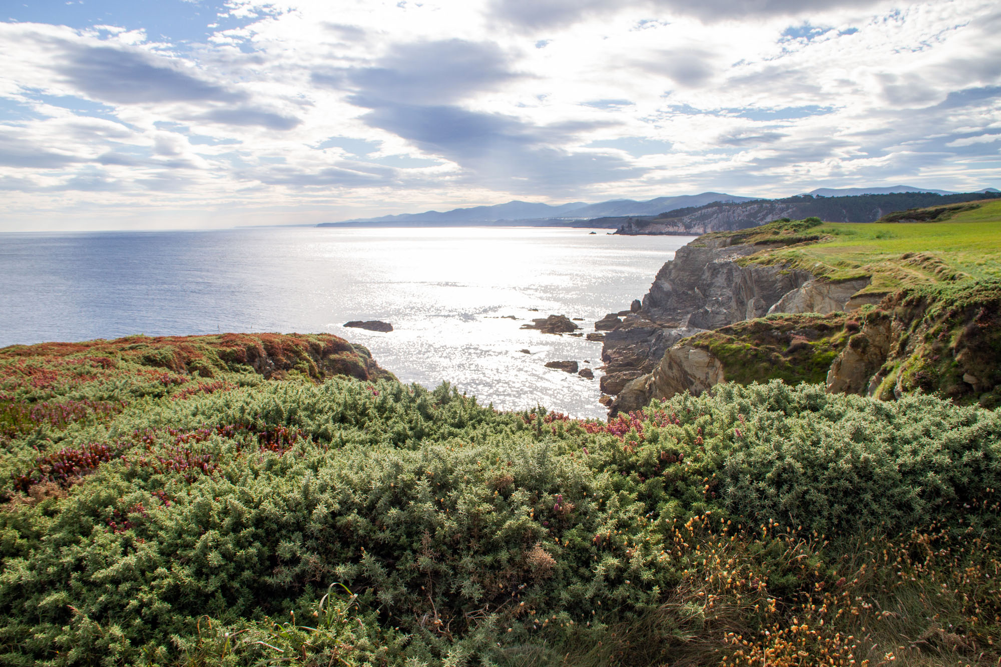 Hiking in Asturias, travel Blog