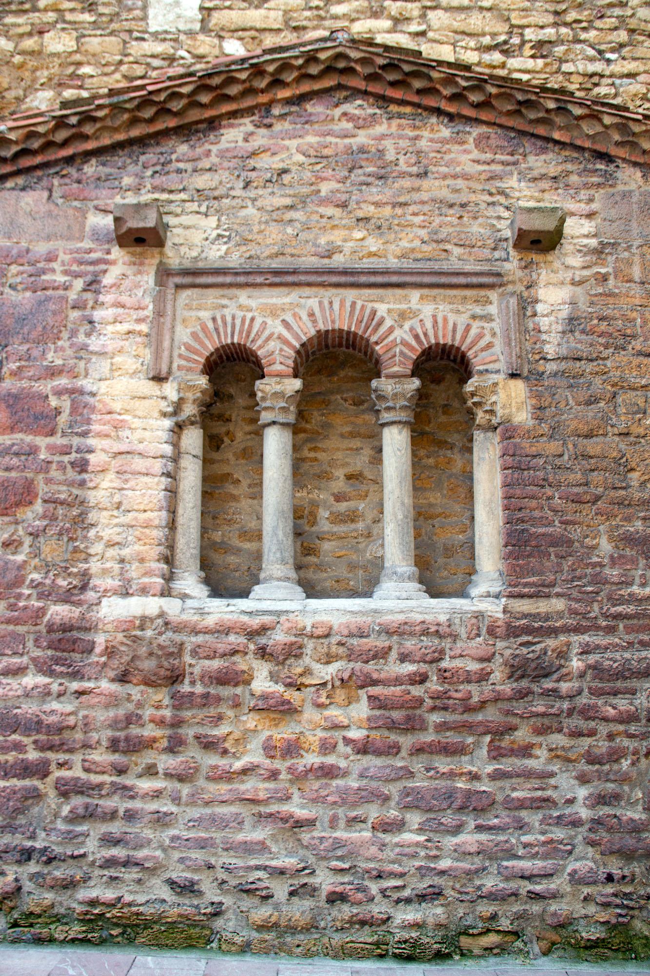 Architecture San Tirso
