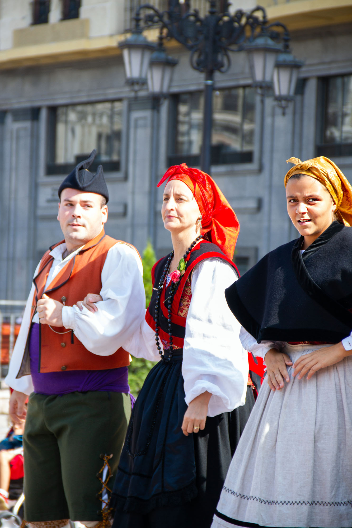 People of Asturias Photo
