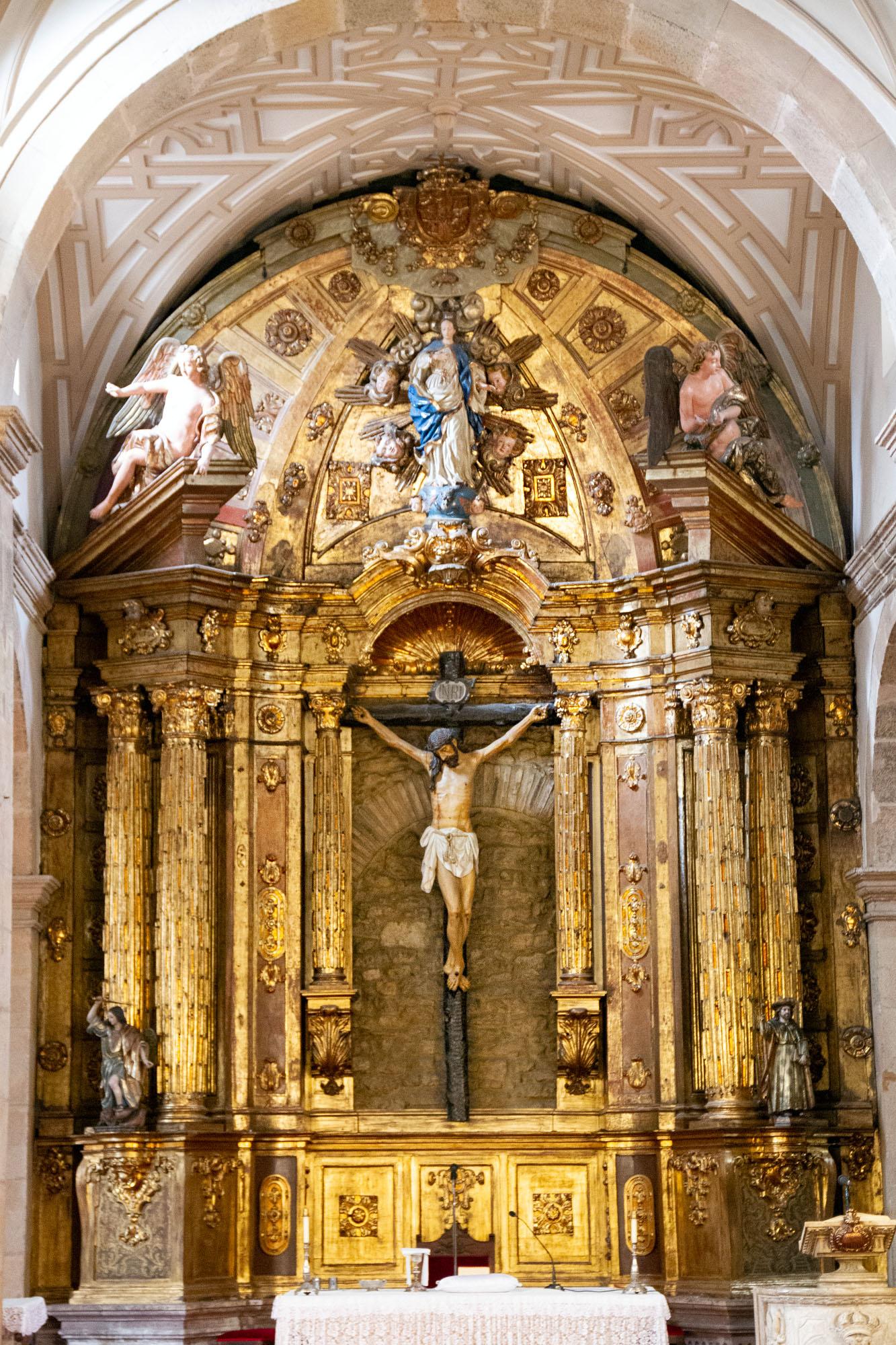 San Tirso oviedo jesus