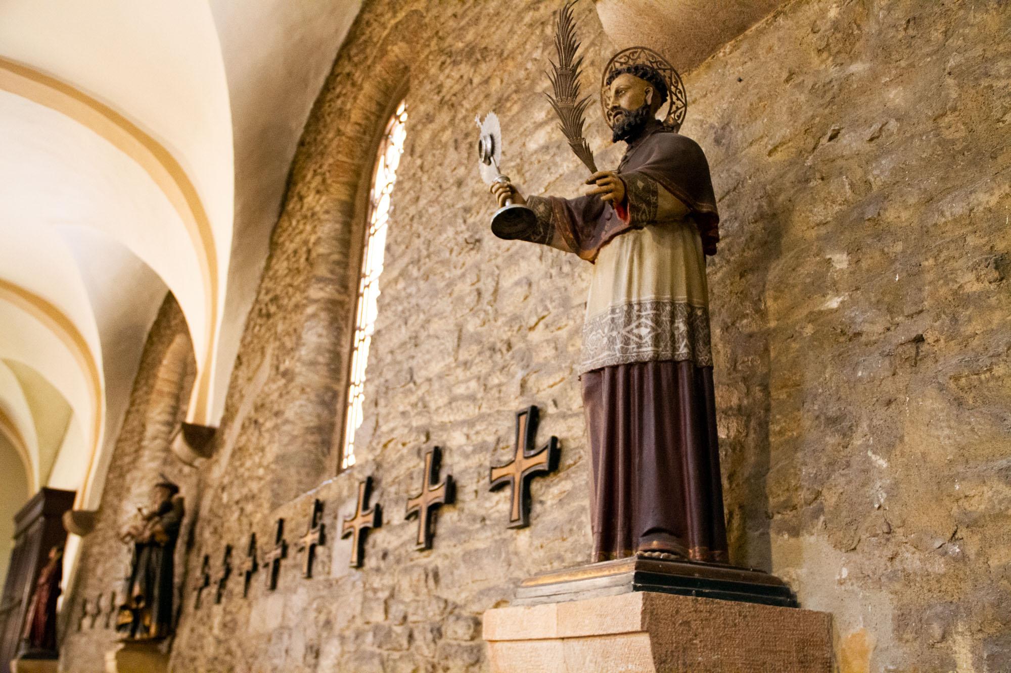 San Tirso Holy
